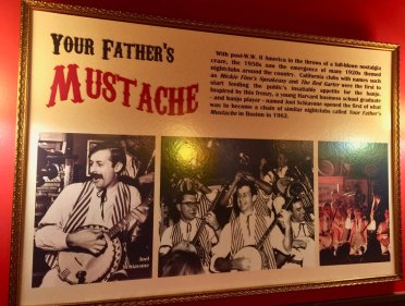 Fathers Mustache